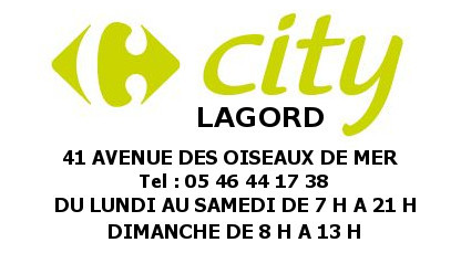 Carrefour City Lagord