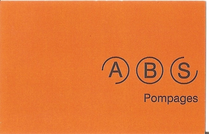 ABS POMPAGE